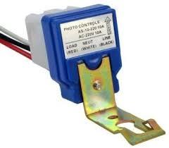 photocell sensor automatic light control switch photocell sensor automatic light control switch w3 wire ac 220v
