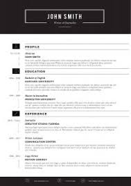 Professional Resume Templates For Microsoft Word Free Resume Template Word Resume Template And Professional Resume