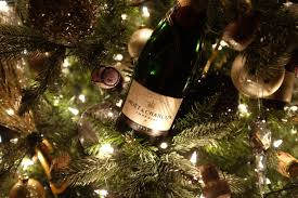 Christmas Tree Wine Bottles Build Your Own Champagne Christmas Tree Sparkling Winos