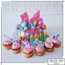 pony cake my pony cake cupcakes bundle my pony singapore