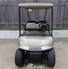 almond pearl ezgo rxv golf cart golf cart zone of austin