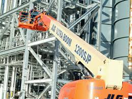 800s telescopic boom lift jlg