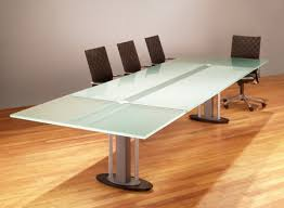 Glass Top Conference Table Stoneline Designs Inc Contemporary And Glass Top Tables