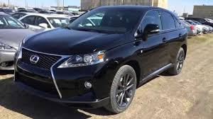 used lexus suv minnesota new black on red 2015 lexus rx 350 awd f sport package review