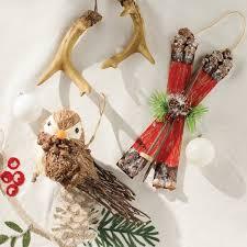 wooden ski ornament accessory reviews birch