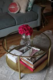 Gold Table L Gold Coffee Table Writehookstudio