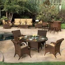 wicker deep seating patio furniture foter