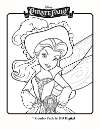 tinker bell pirate fairy 4 1 pirate fairy coloring