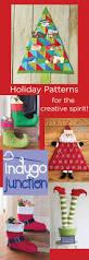 75 best handmade christmas u0026 holiday decor sewing patterns