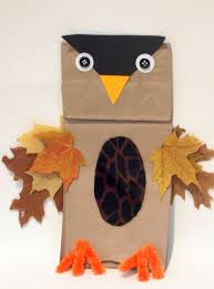 paper bag owls fun family crafts