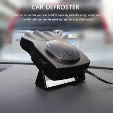 heater and fan in one 150w 12v car heater fan defroster dashboard cigarette socket quickly