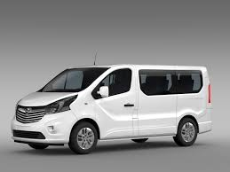 opel vivaro 2017 opel vivaro biturbo 2015 3d model vehicles 3d models minibus max