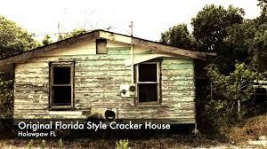 deep fl abandoned cracker houses dust and long roads sans
