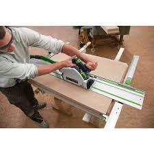 Laminate Floor Cutting Tools Festool 574683 Ts 55 Req Plunge Cut Track Circular Saw Imperial