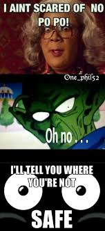 Popo Meme - mr popo memes dragonballz amino