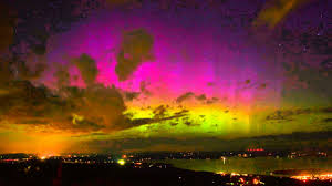 can you see the northern lights in maine aurora borealis 6 22 15 youtube