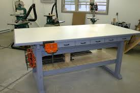 Woodworking Bench Top Plans by Workbench Wood Species Woodworking Talk Woodworkers Forum