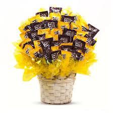 Candy Basket M U0026m Candy Bouquet U2013 Ac Bouquet