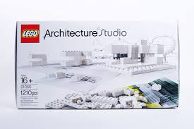 Gift For Architect Lego Architecture Studio Cool Hunting