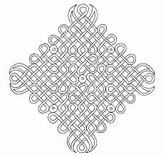 mandala coloring pages for adults printable free celtic kids