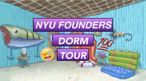 Nyu Brittany Hall Floor Plan by Nyu Founders Dorm Tour Youtube