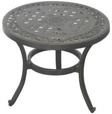 martha stewart end tables patio side table outdoor furniture martha stewart living solana bay