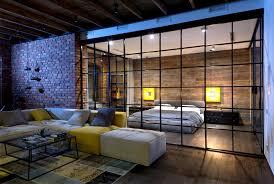 chambre loft rénovation et aménagement d un loft à kiev en