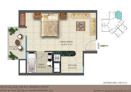 Cluster House Plans The 320 Sq Ft Version Of Our Floor Plan We Call The