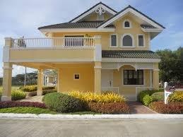 bungalow house exterior paint colors in the philippines house