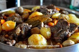 cuisiner boeuf bourguignon boeuf bourguignon la recette traditionnelle petits plats entre amis