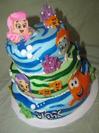 home tips bubble guppies birthday cake bubble guppys publix