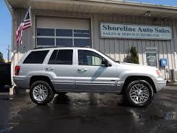 gray jeep grand cherokee 2004 2004 jeep grand cherokee limited shoreline auto sales