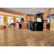 Laminate Floor Installation Guide Trafficmaster Glueless Laminate Flooring Lakeshore Pecan