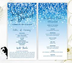 classic wedding programs wedding programs lemonwedding