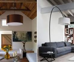 Lampshade For Floor Lamp Where And How Lamp Shade Should Be Used