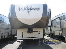 Wildcat Rv Floor Plans New 2017 Forest River Rv Wildcat 31sax Fifth Wheel At Ac Nelsen Rv