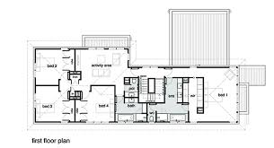 50 Sq Ft Bathroom by Modern Style House Plan 4 Beds 2 50 Baths 3584 Sq Ft Plan 496 18