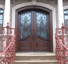 Door Grill Design Front Doors Front Door Iron Grill Designs Rustic Exterior Doors