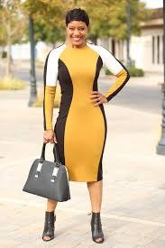 dkny color block dress burda 6851 oop u2013 anita by design
