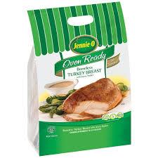 boneless turkey breast for sale jennie o oven ready boneless with gravy packet turkey breast 336416