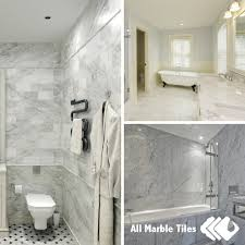 marble bathroom tile ideas bathroom tile ideas white carrara marble tiles and calacatta gold