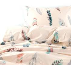 feather duvet cover pottery barn highland feather duvet cover