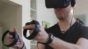 oculus touch review trusted reviews