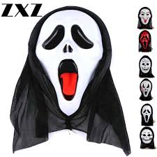 ghost glow mask online get cheap scream ghost mask aliexpress com alibaba group