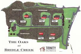 the oaks at bridle creek trinity homes