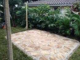 garden flooring ideas flooring natural large concrete pavers outdoor patio