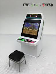 Sega Astro City Arcade Cabinet by Blog Wave Corporation Astro City Cabinet