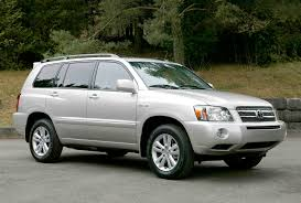 toyota lexus 2000 2006 toyota highlander hybrid specs and photos strongauto