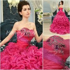 fuschia wedding dress fuschia wedding dress