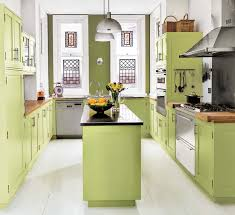 contemporary kitchen kitchen color schemes with oak cabinets
